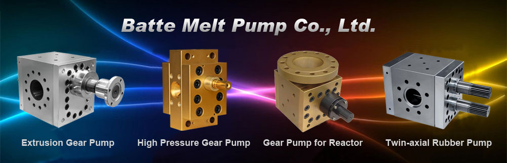 batte melt pump