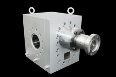 Batte thermoplastic extrusion pump is the ideal device for t