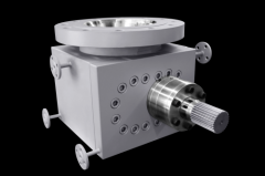 Removable thermoplastic extrusion pump needs attention?