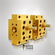 thermoplastic extrusion pumps